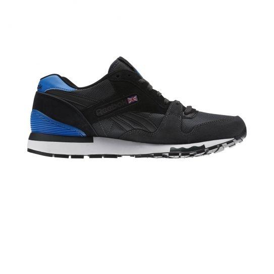 Reebok GL6000 Grey Burgundy #sneakers | Chaussure sport