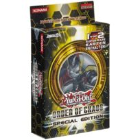 Yu-gi-oh - S47 Order of Chaos pack Special Edition Allemand