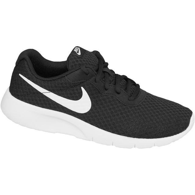 Nike Tanjun Gs 818381 011 Noir pas cher Achat Vente