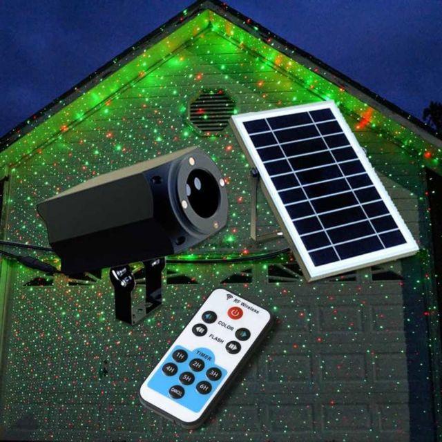 Supernova projecteur led laser fa ade christmas av pas cher achat vente eclairage solaire for Laser eclairage facade