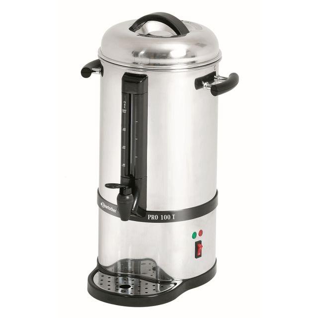 Bartscher Machine a cafe a filtre rond Pro Plus 100T