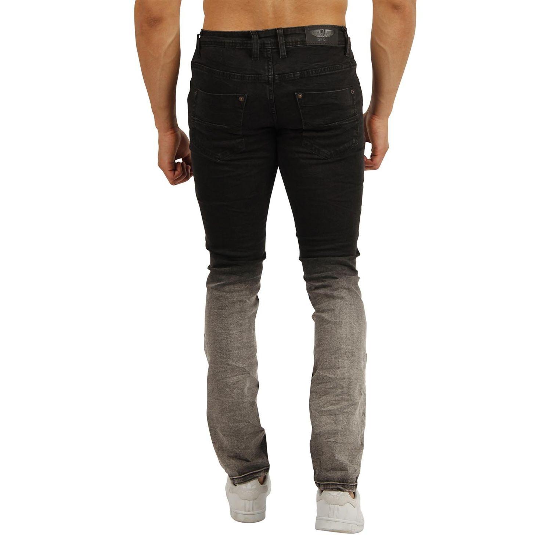 Taille BK cher Gov pas 3630 homme Denim Jeans slim noir 29 TRRwqHp0xf