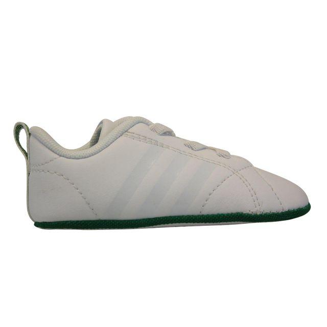 Chaussures adidas neo VL Court 2.0 vert kaki blanc – achat