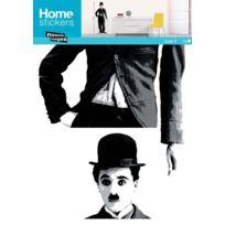 NOUVELLES IMAGES - Sticker mural Charlie Chaplin