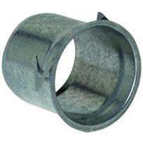 Aldes - manchette tôle - diamètre 125 - hauteur 130 - trident - 11012252