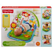 FISHER PRICE - Tapis d'éveil Amis de la Jungle 3 en 1 - CHP85