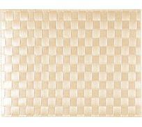 Saleen - Set De Table Tissé 40x30 Cm - Ecru