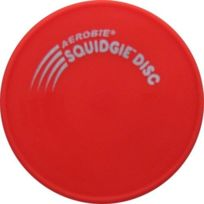 """Aerobie - SQUIDGIE Disc"""" - Frisbee - Mixte Enfant - Rouge, Vert, Bleu, Orange, Citron Vert, Rose - D= 20"""