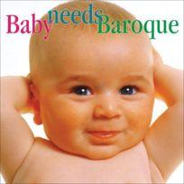 Delos Records - Baby Needs Baroque - Cd