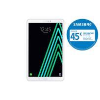 Samsung - Galaxy Tab A6 - 4G - Blanc