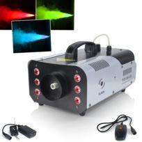 Flash - Machine à fumée Flm-1200LED 900W 2 télécommandes
