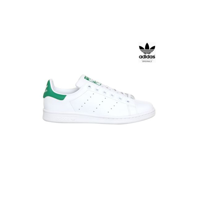Adidas originals Stan Smith M20324 Blanc Vert 42 stan