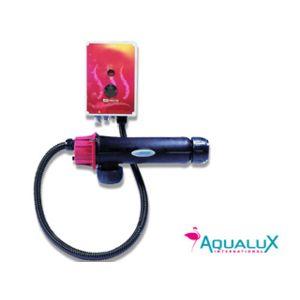 Aqualux vigipiscine r chauffeur lectrique vesuvio for Chauffage piscine vesuvio