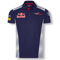 Toro Rosso - Polo Team bleu pour homme taille L