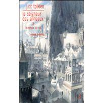 Christian Bourgois - le seigneur des anneaux tome 3 ; le retour du roi