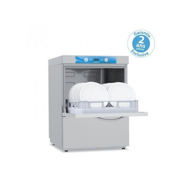 Materiel Chr Pro Lave-vaisselle avec adoucisseur - panier 50x50 cm - 7,9 kW - Elettrobar - 400V triphase