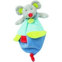 Baby Nat - Doudou souris - modèle aléatoire - livraison à l'unité