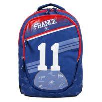 aaa4b7d213 La Plume Doree - Sac A Dos Equipe De France De Football Signature