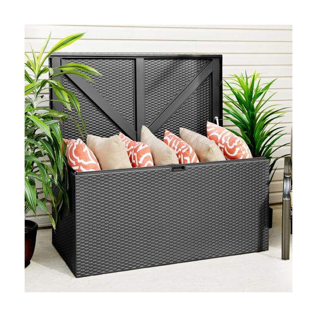 mobilier jardin gris. Black Bedroom Furniture Sets. Home Design Ideas