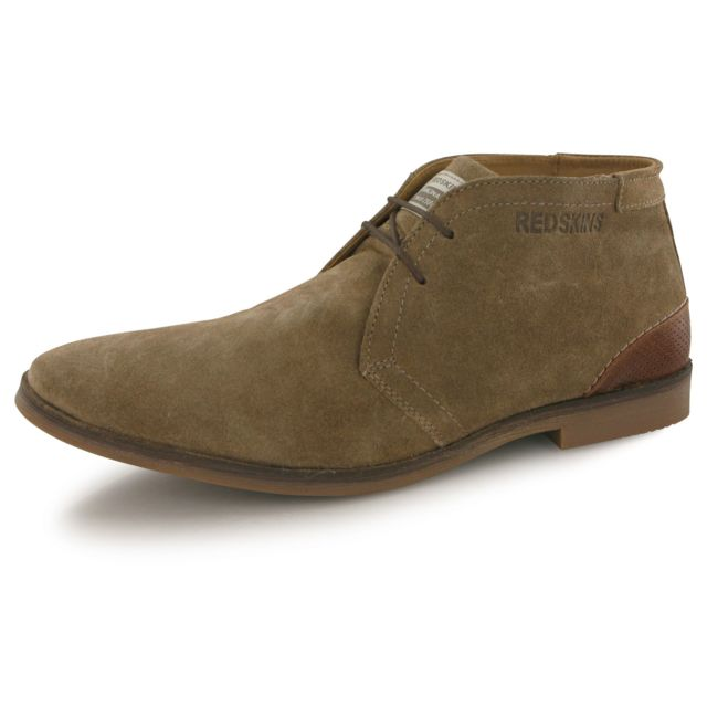 Redskins - Boots Limou Marron Homme