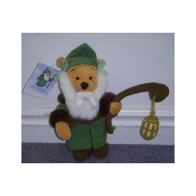 WINNIE L'OURSON Disney Father Christmas Pooh Santa from United Kingdom 8\