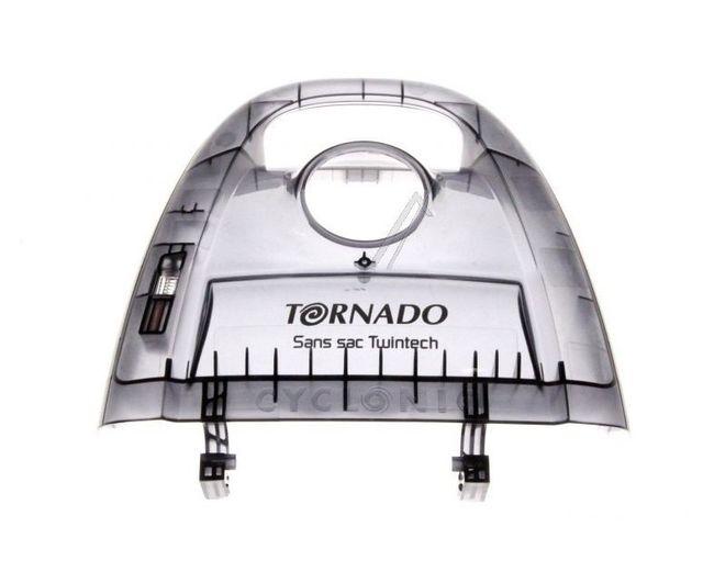 Tornado Couvercle a poussiere pour aspirateur