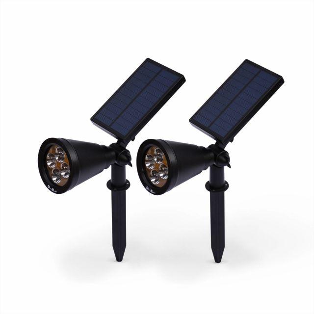 eclairage autonome achat vente de eclairage pas cher. Black Bedroom Furniture Sets. Home Design Ideas