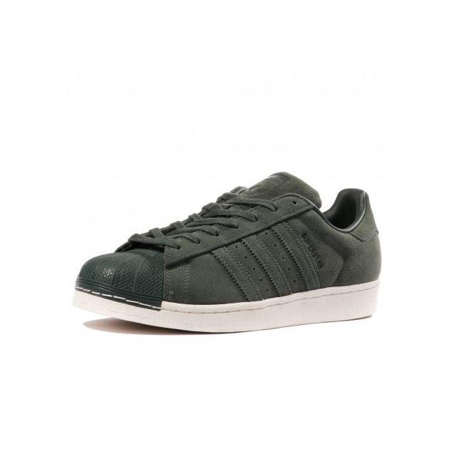 Adidas Femme Chaussures Superstar Kaki Originals Homme jL54AR