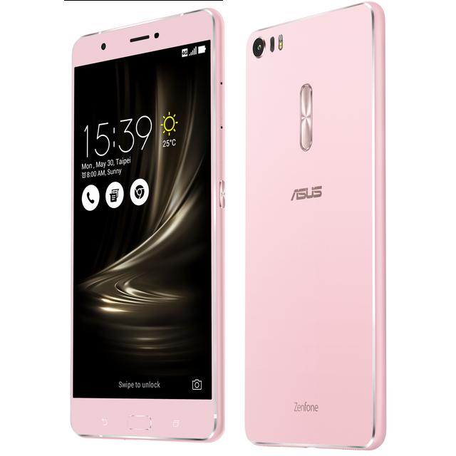 ASUS - Zenfone 3 Ultra - ZU680KL - Rosegold