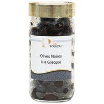 D De Toulzac - Olives Noires a la Grecque 37cl