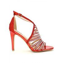 Cendriyon - Escarpin rouge Jumex Chici