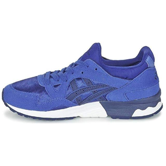 dd6dc255f Asics - Chaussures Sportswear Enfant Gel Lyte V Ps Bleu - pas cher ...
