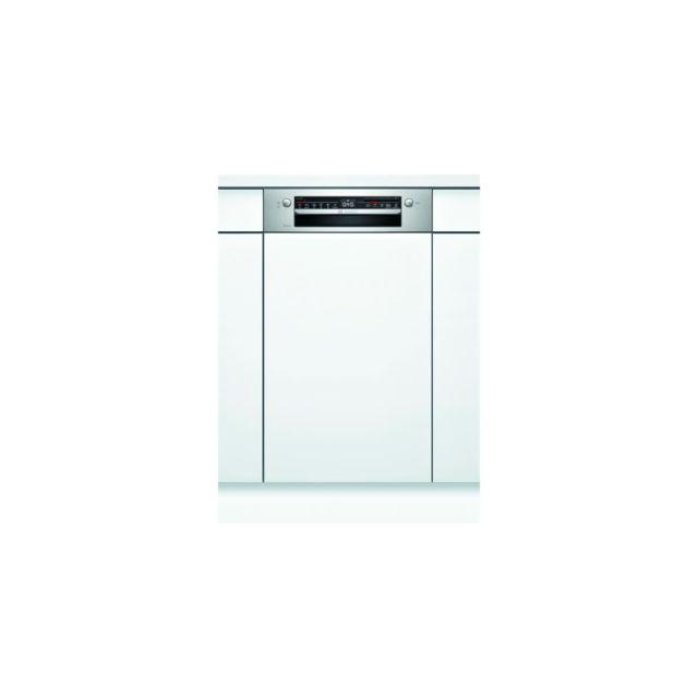 Bosch Lave-vaisselle 45 Int 46db A+ Inox - Spi2hks59e