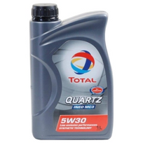 Total - Bidon 1 litre d'huile Quartz Ineo Mc 3 5W-30