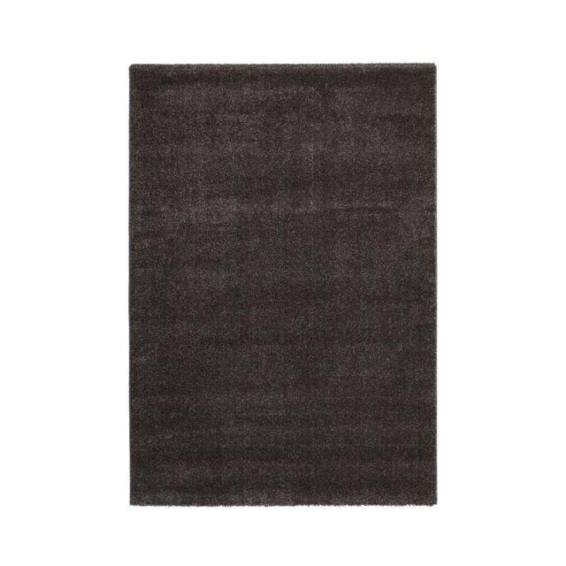 allotapis tapis de salon marron shaggy style design paolo 240 pas cher achat vente tapis. Black Bedroom Furniture Sets. Home Design Ideas