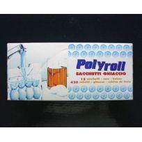 Tersol - Boîte 15 Sachets De 28 Glaçons Polyroll