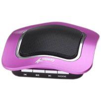 Genius - Sp-i 400 Purple Enceintes Pc / Stations Mp3 Rms 2 W