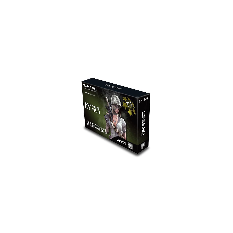 HD7950 3G PCI-E LITE - Reconditionné