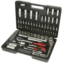 Ks Tools - Coffret KSTOOLS Cliquets et douilles - 94 pièces - 911.0694