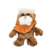 Desconocido - Peluche - Star Wars peluche Ewok 17 cm