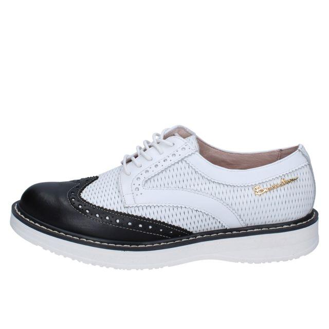 Braccialini chaussures de ville Femme
