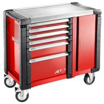 Facom - Établi mobile Rouge 6 tiroirs Jet.T6M3PB