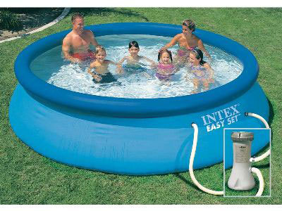 Piscine Kit Easy Set 366 x 76 cm