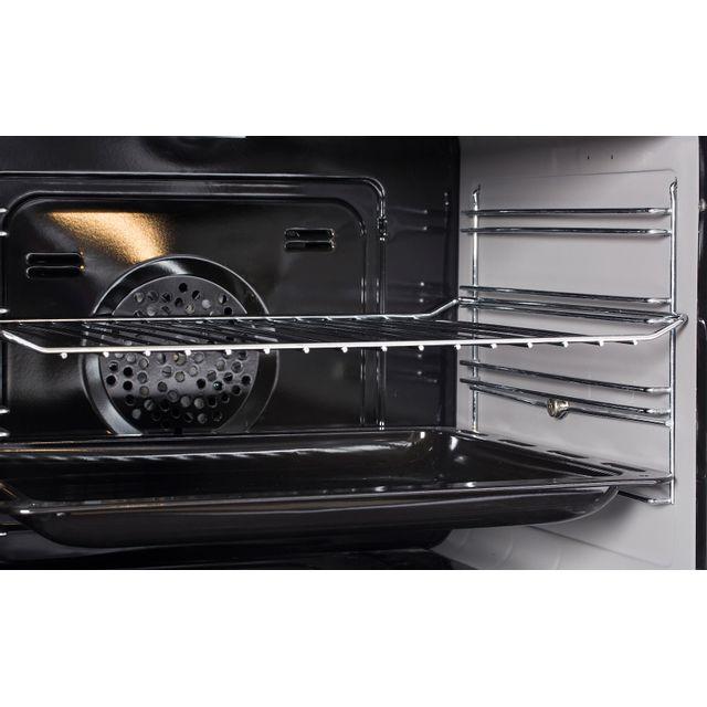 Brandybest - Brandy Best Bcgec60X Cuisinière en inox 60cm 4 gaz four multifonctions catalyse