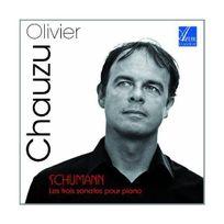 Azur - Sonates pour Piano 1/2/3