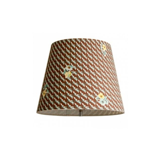 ouvre&deco . Luminaire et susp Abat-jour conique 34cm Décoration Camomille