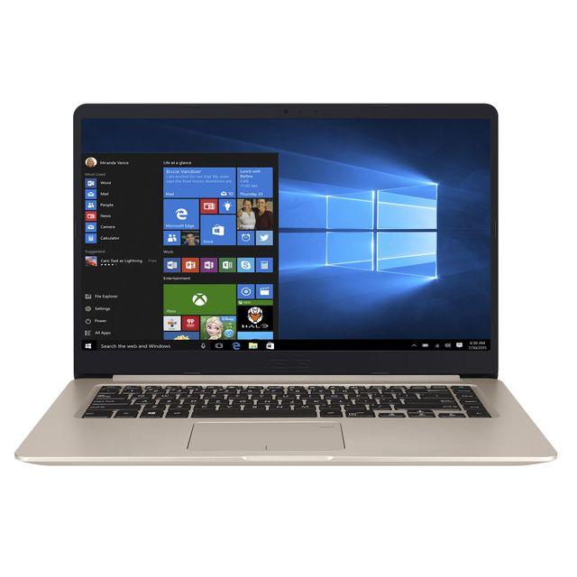 ASUS - VivoBook S15 - S510UQ-BQ166T - Or