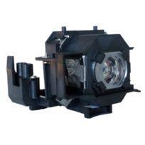 Marathon - Lampe compatible Elplp19D pour vidéoprojecteur Epson Emp-52