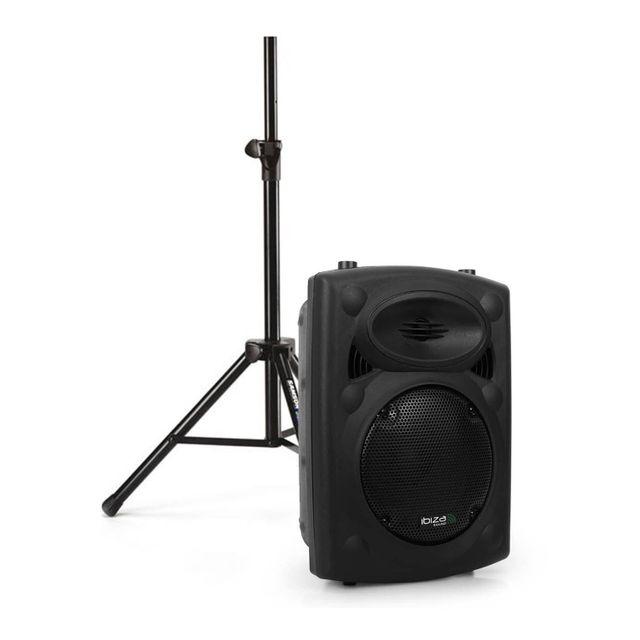 Ibiza Sound Enceinte sono passive Pa 300W max. 20cm 8