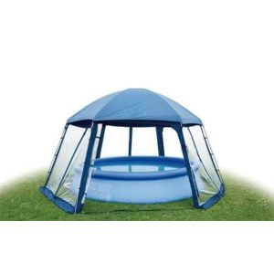 Gre abri pour spa piscine autoportante ou mobilier de for Piscine hors sol plastique